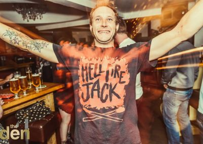 Hell Fire Jack Vs Omega Era