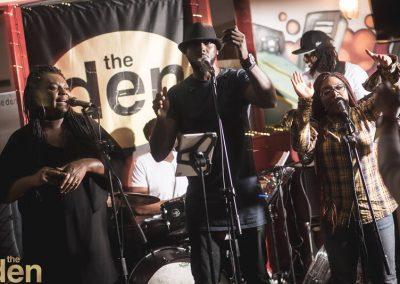 Chequered Band Harrogate